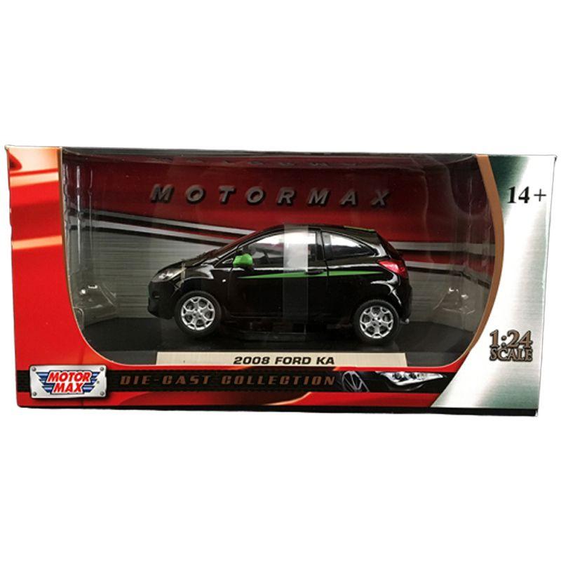 Miniatura 2008 Ford KA - Motormax - escala 1/24 - 10263
