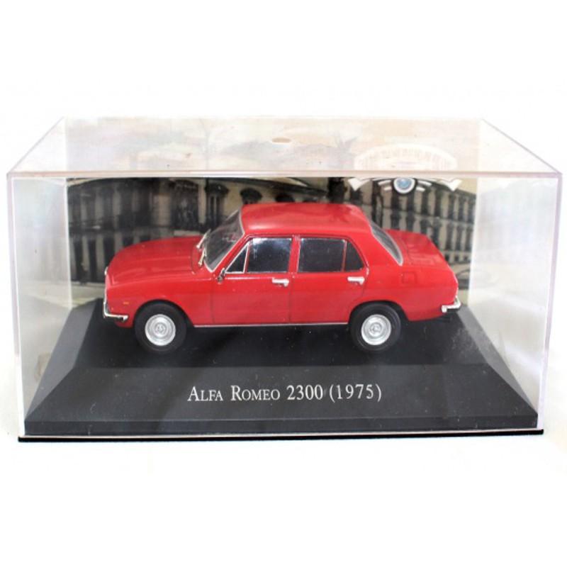 Miniatura Alfa Romeo Ti4 1975-1/43-deagostini- 9353