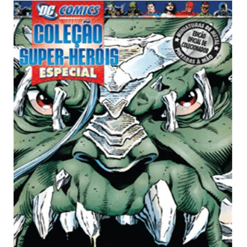 Miniatura Apocalipse - DC Comics - Eaglemoss - Escala 1/21 - 10706