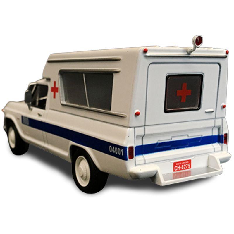 Miniatura C10 Ambulância - viaturas de Serviço - escala 1/43 - 10354