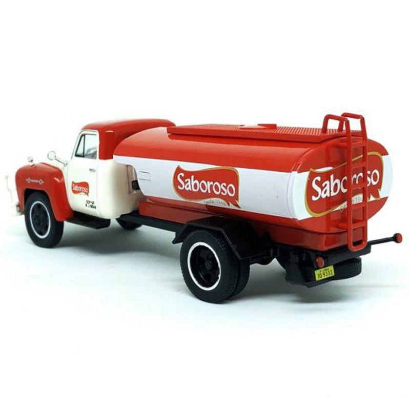 Miniatura Caminhão GM C6500 vinagre Saboroso - Deagostini - escala 1/43- 10674