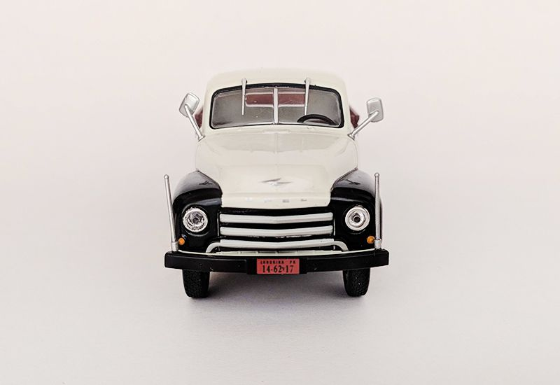 Miniatura Caminhão Opel Blitz Ii-deagostini-1/43- 10564