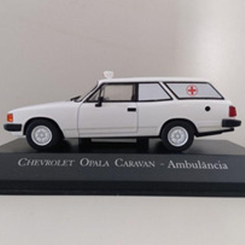 Miniatura Caravan Ambulancia - veículos de Serviço - 1/43 - 10087