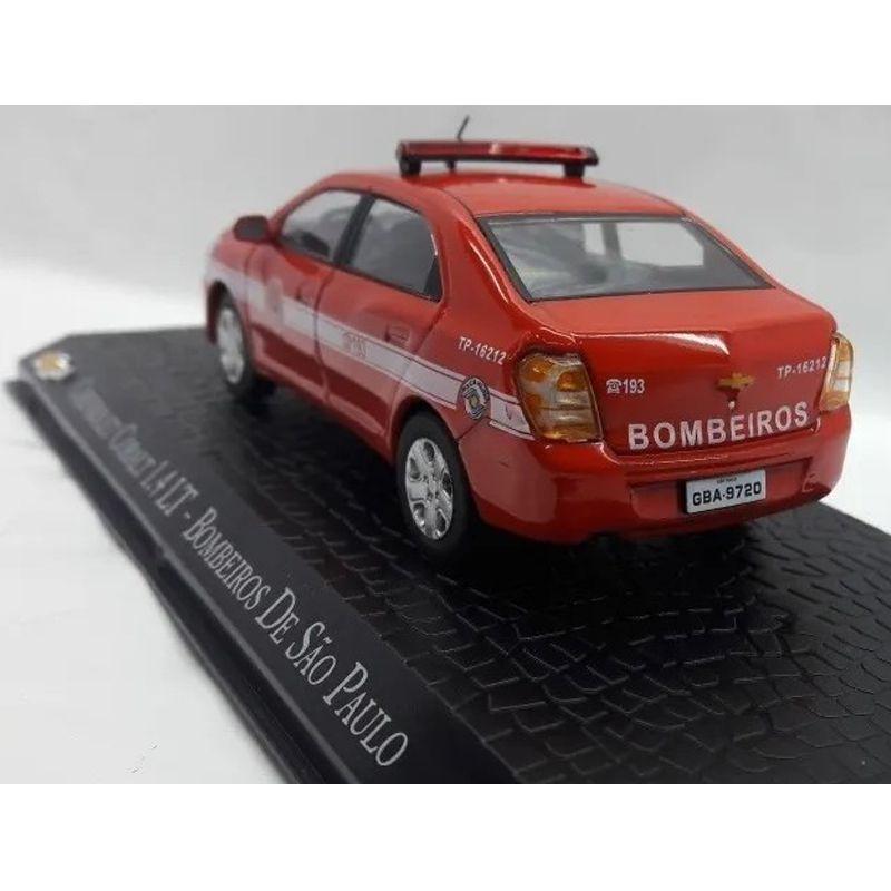 Miniatura Cobalt Bombeiros - viaturas de serviço - escala 1/43 - 10360