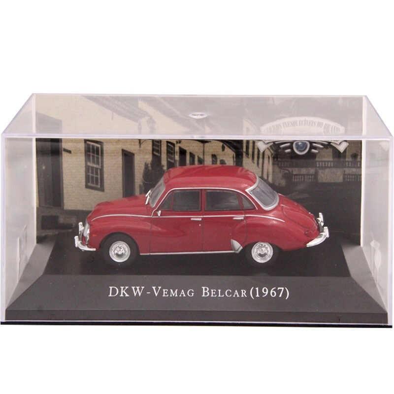 Miniatura DKW Vemag Belcar 1967 - escala1/43 - Deagostini - 9674