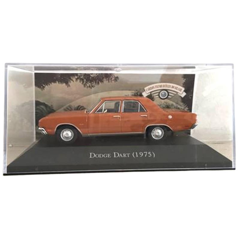 Miniatura Dodge Dart 1975-esc1/43-deagostini- 9575