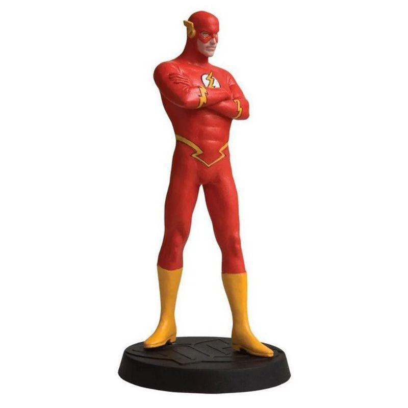 Miniatura Flash - DC Comics - Eaglemoss - Escala 1/21 - 10705