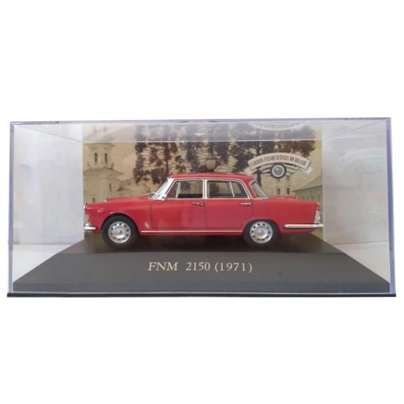 Miniatura FNM 2150 1971 - Deagostini -escala 1/43 - 9664