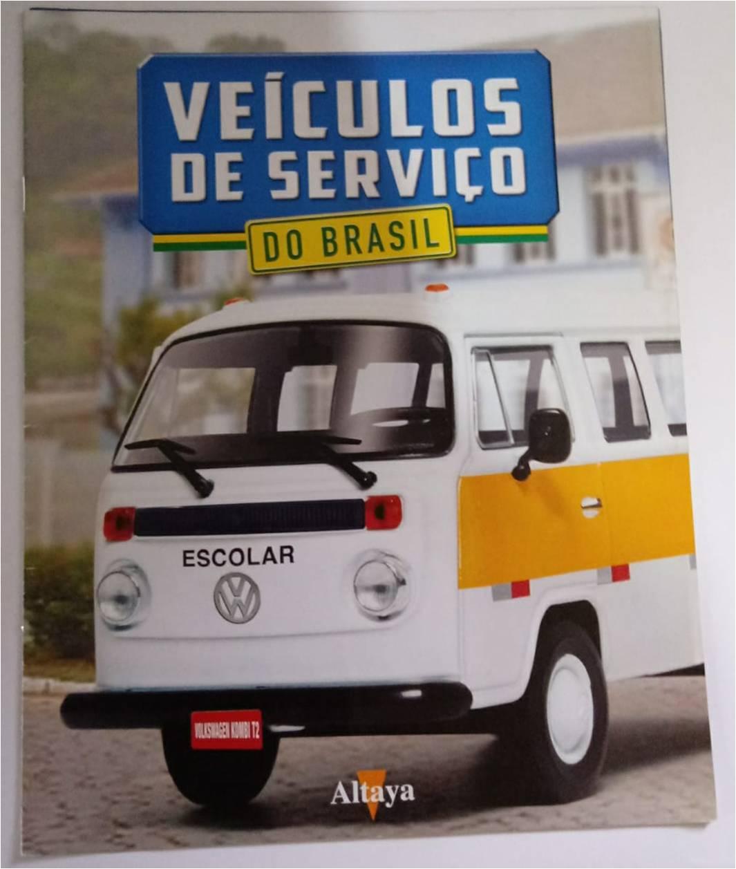 Miniatura Fusca Telesp-veículos De Serviço-1/43 10079