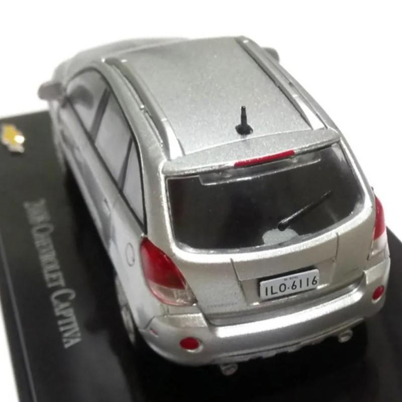Miniatura GM Captiva 2008 - Salvat - Escala 1/43 - 10663