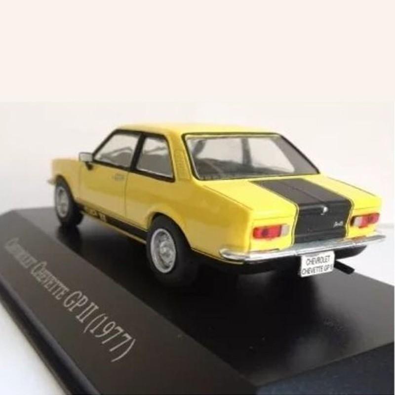Miniatura Gm Chevette Gp Ii 1977-deagostini-esc.1/43- 9643