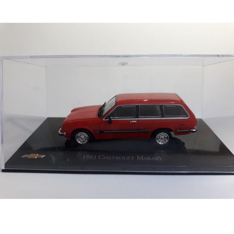 Miniatura Gm Marajó 1981 - Escala 1/43 - Salvat- 10659