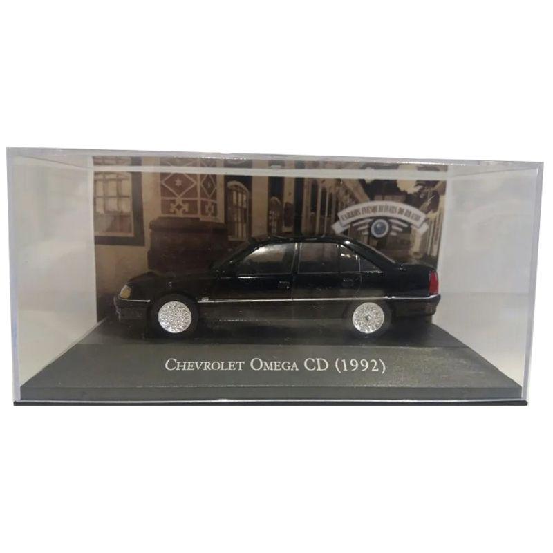 Miniatura GM Omega CD 1992 - Deagostini - escala 1/43 - 9352