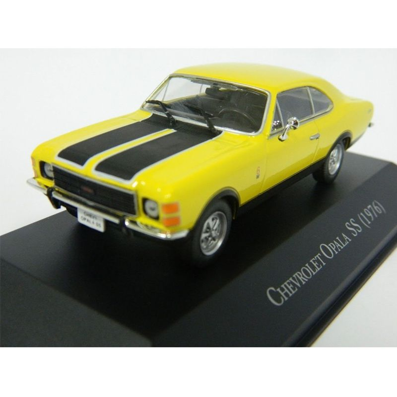 Miniatura Gm Opala Ss 1976-esc. 1/43-deagostini- 9550