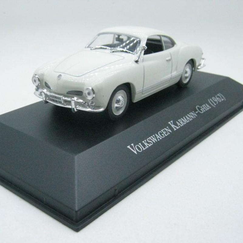 Miniatura Karmann Ghia 1962-1/43-deagostini- 9579