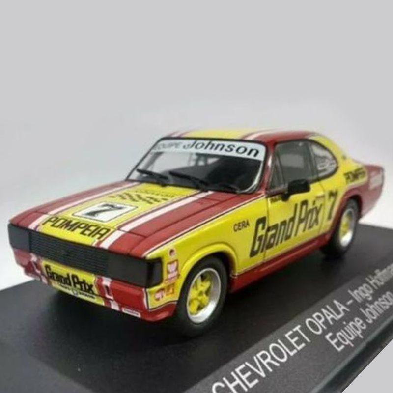 Miniatura Opala #7 - Ingo Hoffman - Grand Prix - Escala 1/43 - 10665