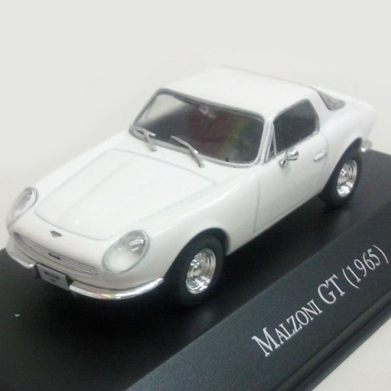 Miniatura Puma Malzoni GT 1965 - Deagostini - escala 1/43 - 9663