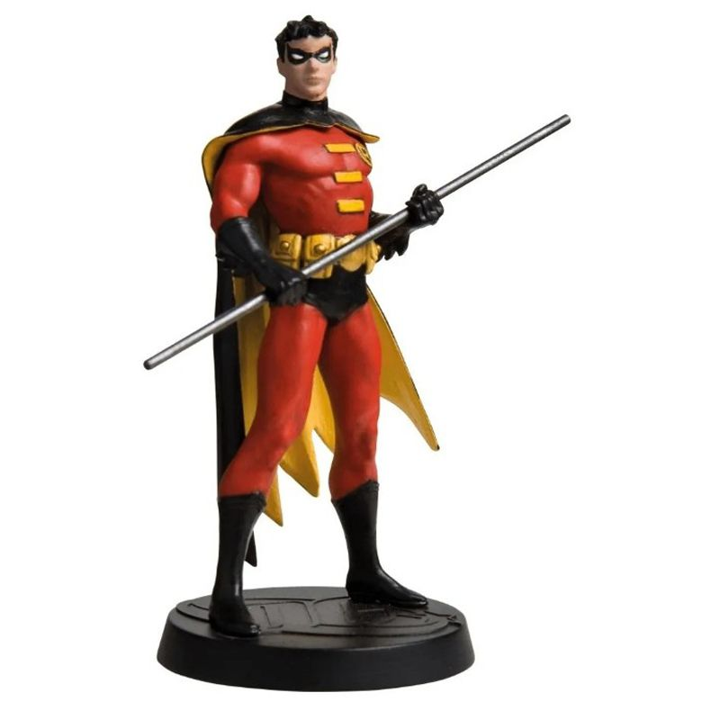 Miniatura Robin - DC Comics - Eaglemoss - Escala 1/21 - 10708