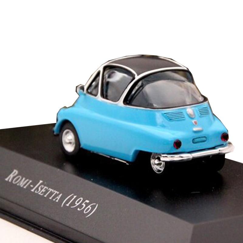 Miniatura Romi Isetta 1956 - Deagostini - escala 1/43 - 10650