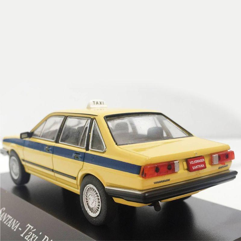 Miniatura Santana Taxi Rj-veículos De Serviço-1/43 10082