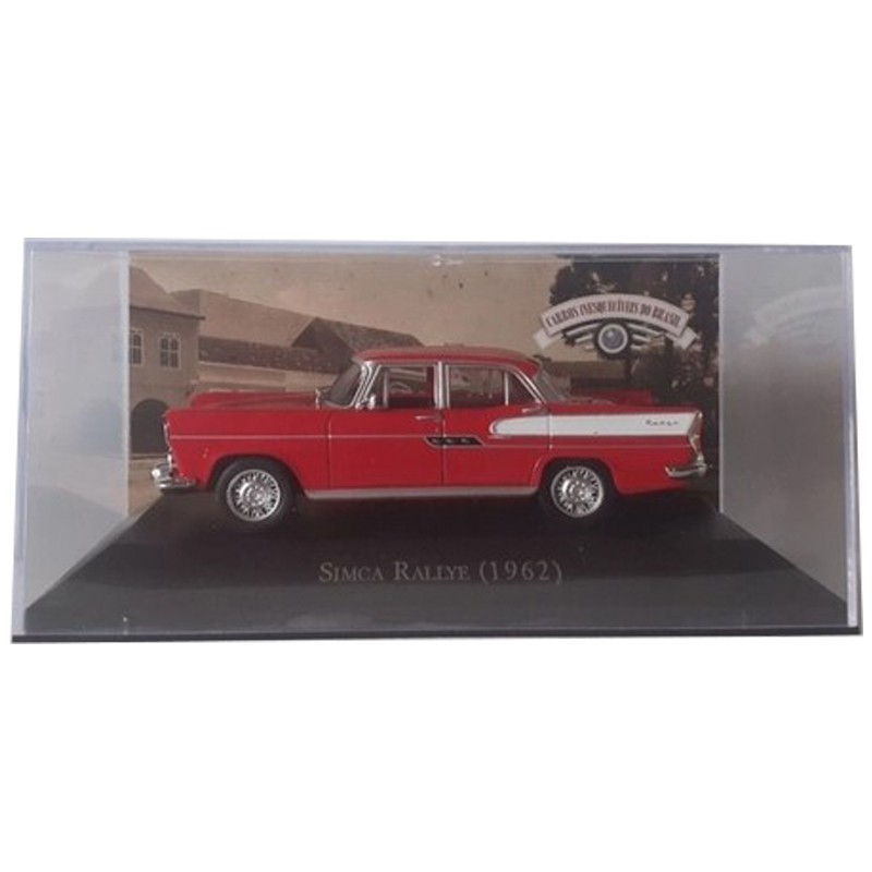 Miniatura Simca Rallye 1962-deagostini-esc1/43- 9669