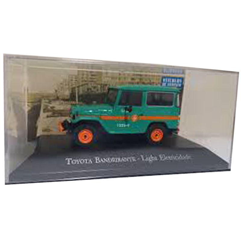 Miniatura Toyota Light-veículos De Serviço-1/43 10076