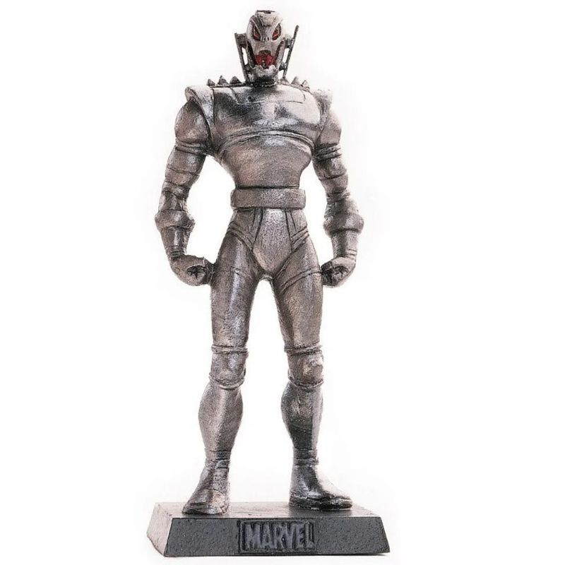 Miniatura Ultron - Marvel - Eaglemoss - Escala 1/21 - 10691