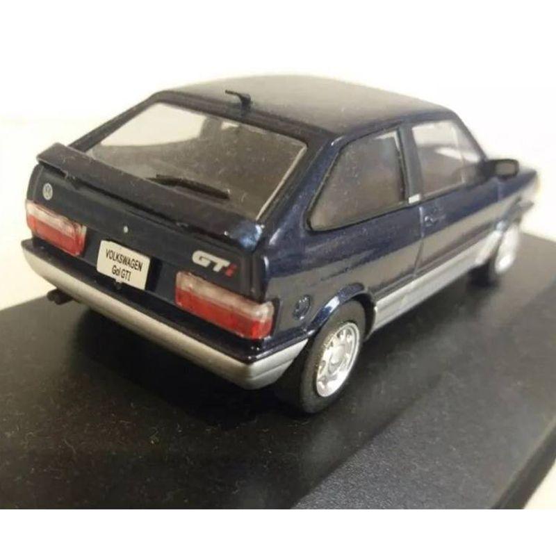 Miniatura Vw Gol Gti 1989 - Deagostini- Esc.1/43 - 9359