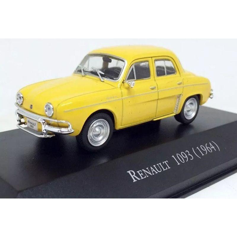 Miniatura Willys Renault 1093 1964 - Deagostini - Esc1/43 - 9654