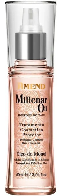 Monoi Oil Segredos do Taiti Amend Tratamento Protetor - 90ml - 50054
