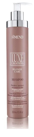 Shampoo Amend Luxe Creations Blonde Care - 300ml - 50035