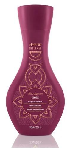 Shampoo Amend Millenar Óleos Egípcios - 300ml - 50021