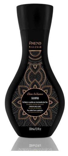 Shampoo Amend Millenar Óleos Indianos - 300ml - 50025