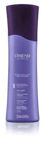 Shampoo Matizador Specialist Blonde Amend - 250ml - 50006