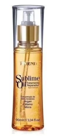Sublime Oil Tratamento Reparador com Argan, Cálamo e Mirra - 90ml - 50053