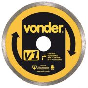 Disco Diamantado 110mm V1 Contínuo - Vonder