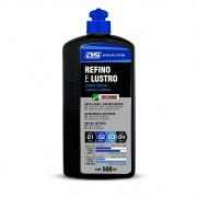 Polidor Refino e Lustro 500ml- Maxi Rubber