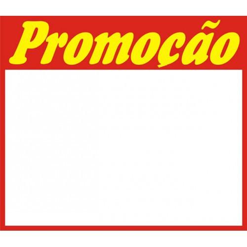 Etiquetas Personalizadas de PVC  30 CM X 21 CM Com 10 Unidades