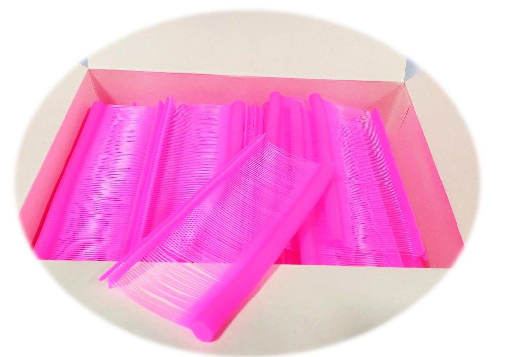 Fixpin Antifurto Pino Tag Colorido - 5000 Pinos - 40mm pink
