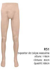 Manequim Masculino  Expositor Para Calça