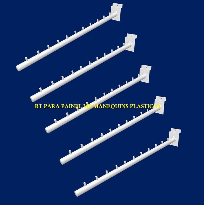 RT  POP  Para Painel  Caixa com 10 unidades Preto  40  cm