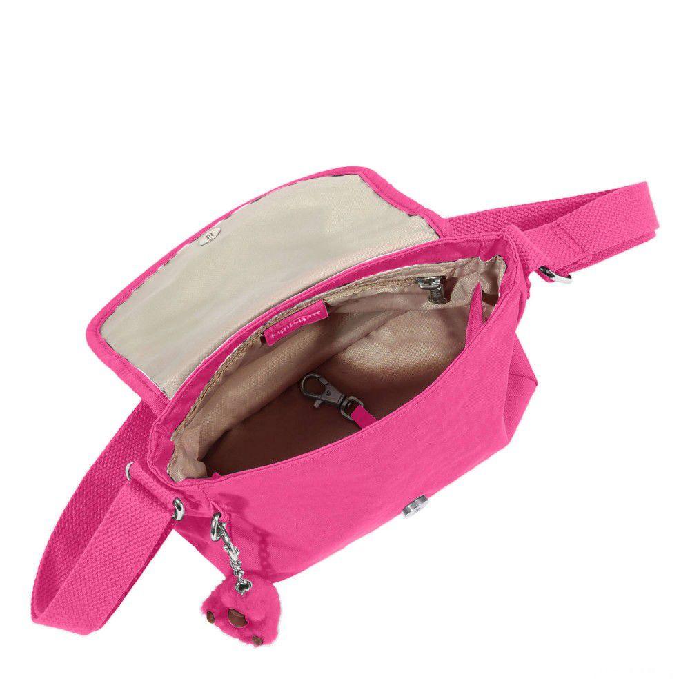 Bolsa Sabian Crossbody Pink Kipling