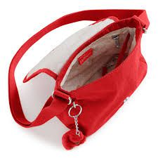 Bolsa Sabian Crossbody Vermelha Cherry Kipling