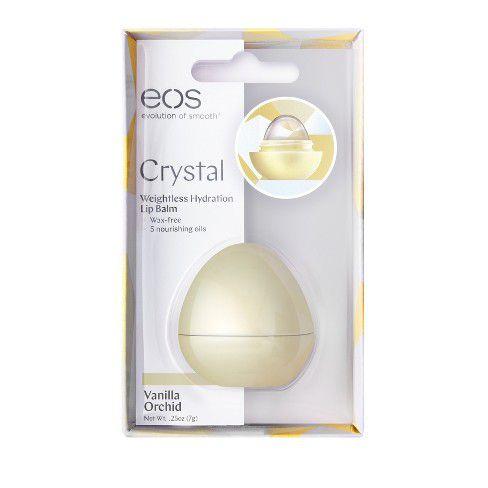 Hidratante Labial Eos Crystal Vanilla Orchid