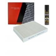 Filtro Ar Condicionado Cobalt Cruze Onix Prisma + Higienizador