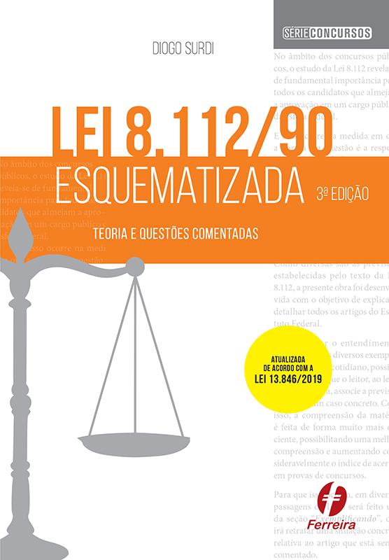 Lei 8.112/90 Esquematizada