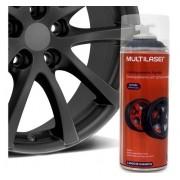 Spray Envelopamento Liquido Grafite 400ml Multilaser Au429 Plástico Metais