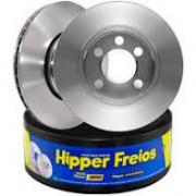 DISCO DE FREIO DIANTEIRO VENTILADO 300MM (6 FUROS) SPRINTER 310 (../09) 311/313 HIPPER FREIOS
