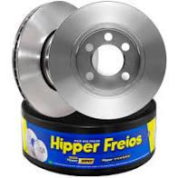DISCO DE FREIO DIANTEIRO MASTER (05/12) HIPPER FREIOS