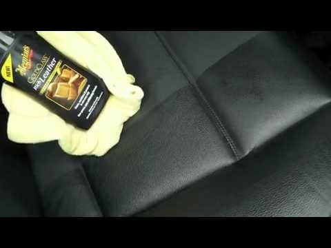 Hidratante De Couro Gold Class Meguiars New 400ml G17914